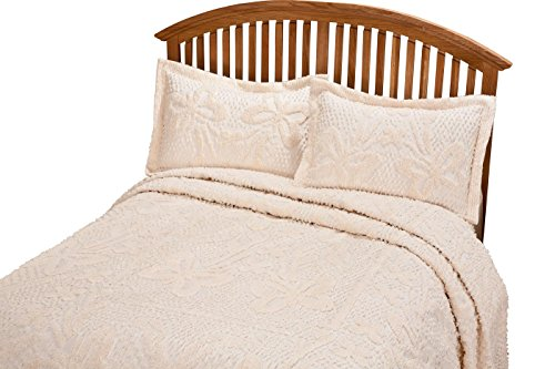 WalterDrake The Caroline Chenille Bedding by East Wing Comforts