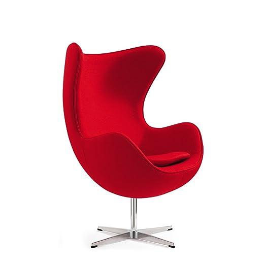 Vivol Das Ei Egg Chair Designklassiker Mit Einzigartiger Form