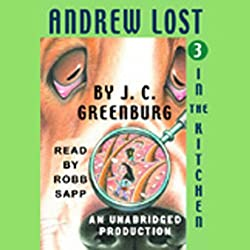 Andrew Lost in the Kitchen, Book 3