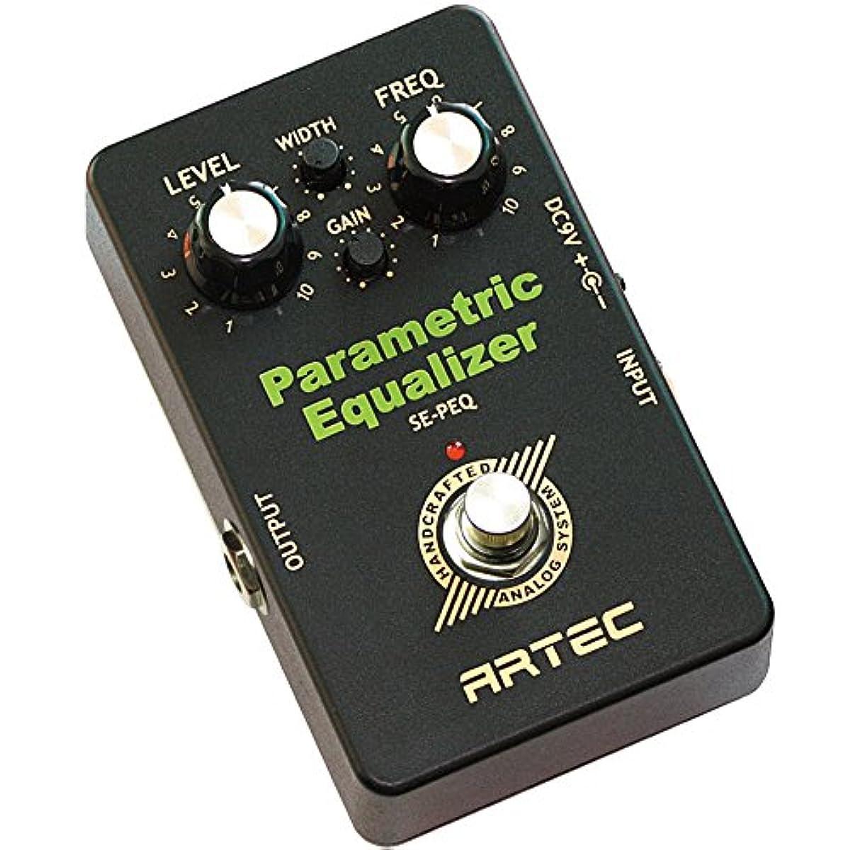 [해외] ARTEC 이펙터 매개변수적 이퀄라이저 SE-PEQ
