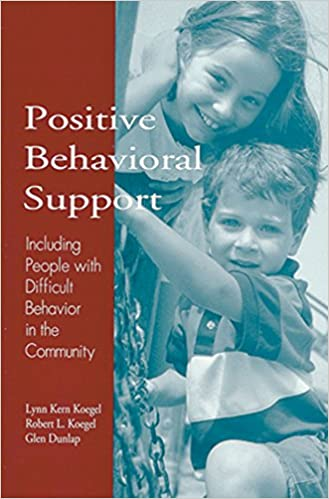 Amazon com: Positive Behavioral Support: Including People