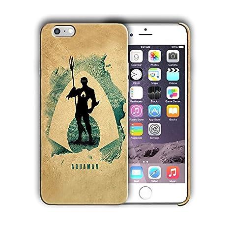 Superhéroe para iphone 5 y 5S carcasa rígida se (Aqua ...