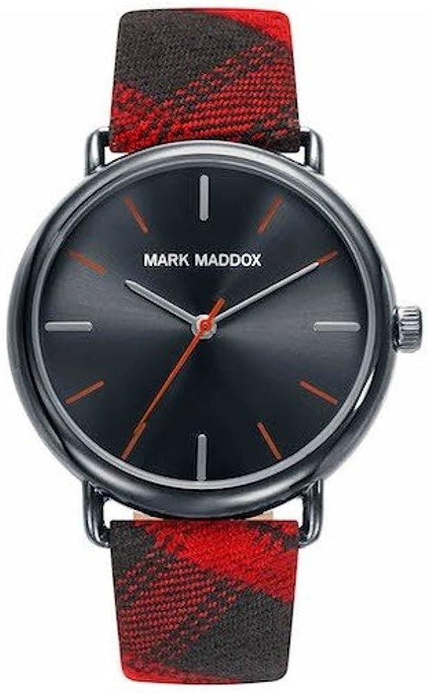 Reloj Mark Maddox hc3029–17Hombre