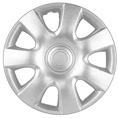 Amazon Com 15 Inch Hubcaps Best For 2002 2004 Toyota Camry
