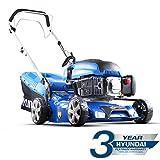 Hyundai HYM430SP 4-stroke Petrol Lawn Mower Self Propelled 139 Cc 42cm Cutting...