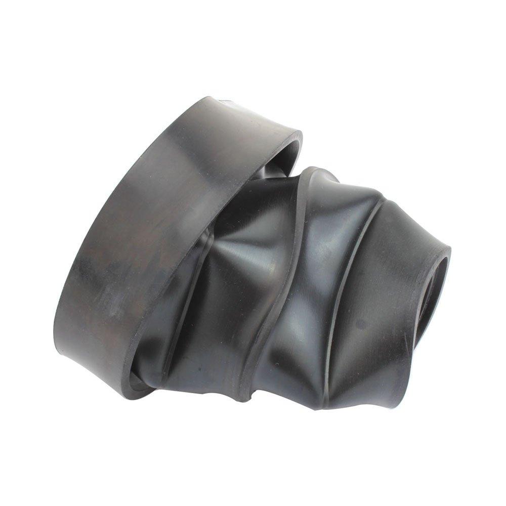 TOMALL Coperture antipolvere in gomma 105mm da 4,13 pollici in PVC per copertura del coperchio del kit di conversione del faro LED