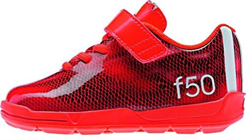 adidas - F50 zapatos - rojo - 5,5 K