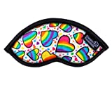 Dream Essentials Hush Children's Travel and Sleep Mask ~ Sweet Hearts