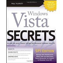 Windows Vista Secrets by Paul Thurrott (2008-10-13)