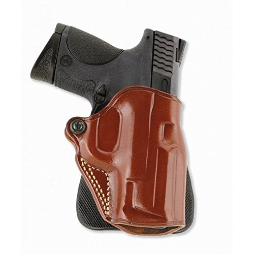 (Galco Speed Paddle Holster for 1911 4-Inch, 4 1/4-Inch Colt, Kimber, para, Springfield, Smith (Tan, Right-Hand))