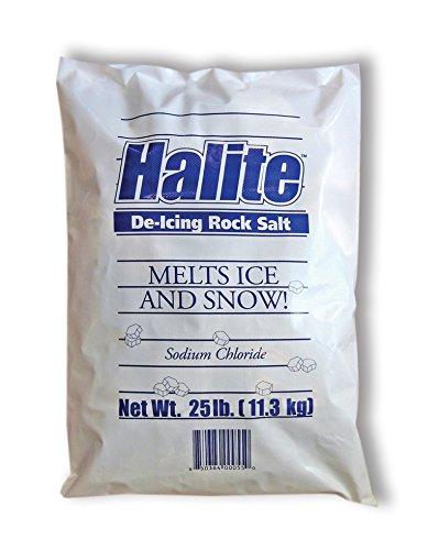 d399e6cbf3c Amazon.com   Halite RS25 Premium Ice Melting Rock Salt - 25 Pound Bag   Snow  And Ice Melting Products   Garden   Outdoor
