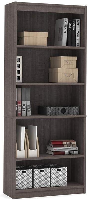Amazon Com Bestar Universel Collection Standard Bookcase Furniture Decor