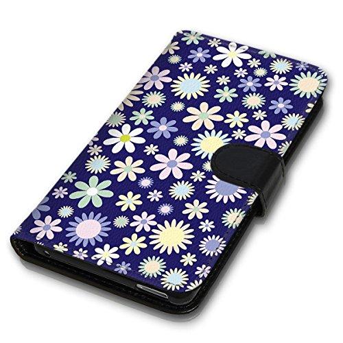 Wallet Book Style Flip Handy Tasche Case Schutz Hülle Schale Motiv Etui für Apple iPhone 6 Plus / 6S Plus - Design Flip MV182