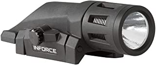 product image for Inforce WML 400 Lumens Gen 2 White Light Black Body W-05-1 Weapon Mounted Light
