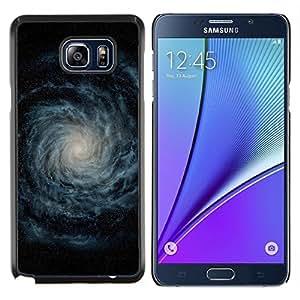 Queen Pattern - FOR Samsung Note 5 N9200 N920 - galaxy milky way stars cosmos mysterious - Cubierta del caso de impacto con el patr???¡¯???€????€???&A