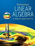 Elementary Linear Algebra 2nd Edition