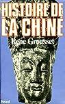 Histoire de la Chine par Grousset