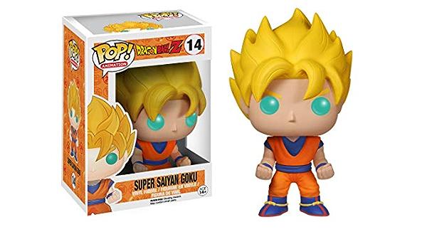Super Saiyan Goku Dragon Ball Z #14 Brand New Animation Funko Pop