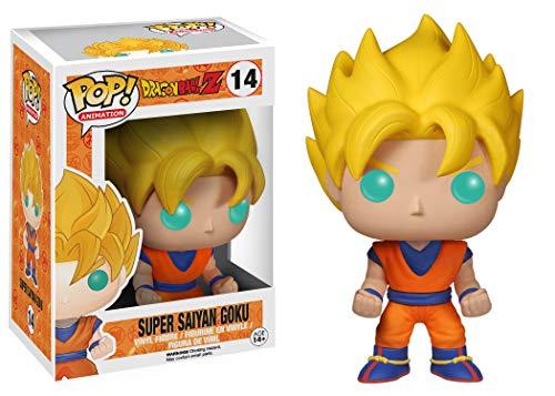 Funko POP! Dragon Ball Z Vinyl Figure Super Saiyan Goku -