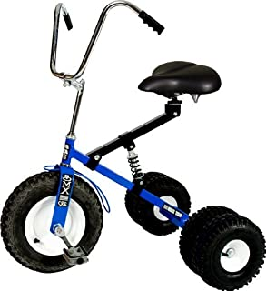 product image for Dirt King DK-252-ATB Adult Dually Tricycle44; Blue