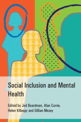 Download Social Inclusion and Mental Health Pdf