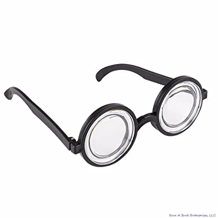 00223ac750 Image Unavailable. Image not available for. Color  Round Bubbles Glasses  Bug Eyes Specs Coke Bottle Costume Goggles