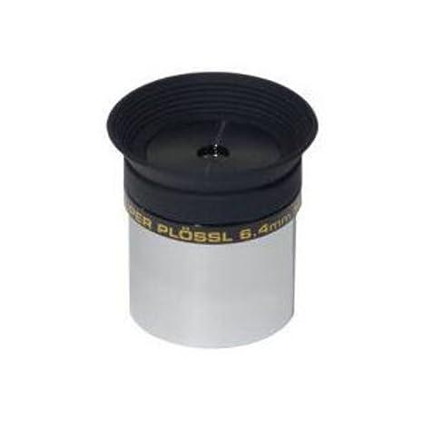 Meade Instruments 07170-02 Super Plossl 1.25-Inch 6.4-Millimeter Eyepiece Black
