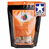 Fromm Four-Star Chicken with Carrots & Peas Grain-Free Dog Treats, 8oz (226g)