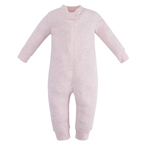 b74a06ae1839 Owlivia Organic Cotton Baby Boy Girl Zip up Sleep N Play
