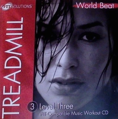 Price comparison product image Treadmill Level 3 - iFIT Compatible Music Workout CD (2001) - World Beat