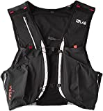 Salomon Unisex S-Lab Sense Ultra 5 Set Backpack, Black, Racing Red, S