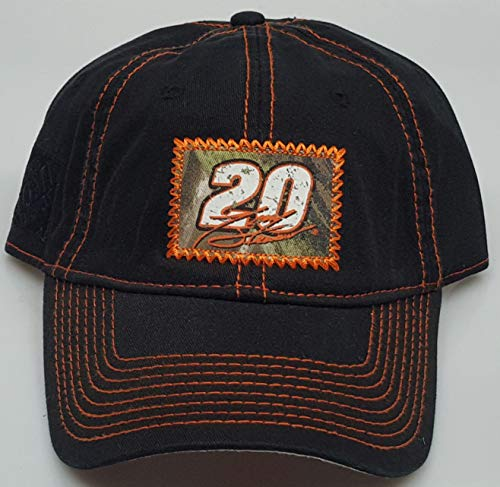 Chase Authentic Drivers Line New Tony Stewart Pit Hat #20 Home Depot Cap Adjustable - Pit 20 Home Depot