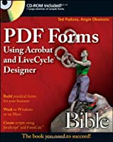PDF Forms Using Acrobat and LiveCycle Designer Bible Front Cover