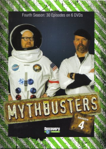 Mythbusters: Season 4 by Discovery Comm