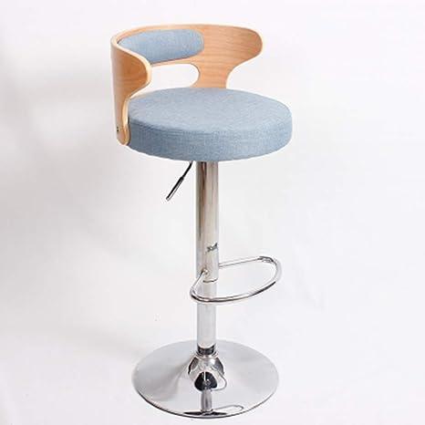 RUNWEI Bar seggiovia Semplice e Moderna Colazione Cucina mobili ...