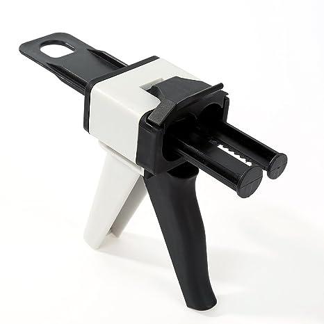 GEZICHTA Pistola de Pasta para Pistola de Transporte 50 ML, dispensador de Goma de Silicona