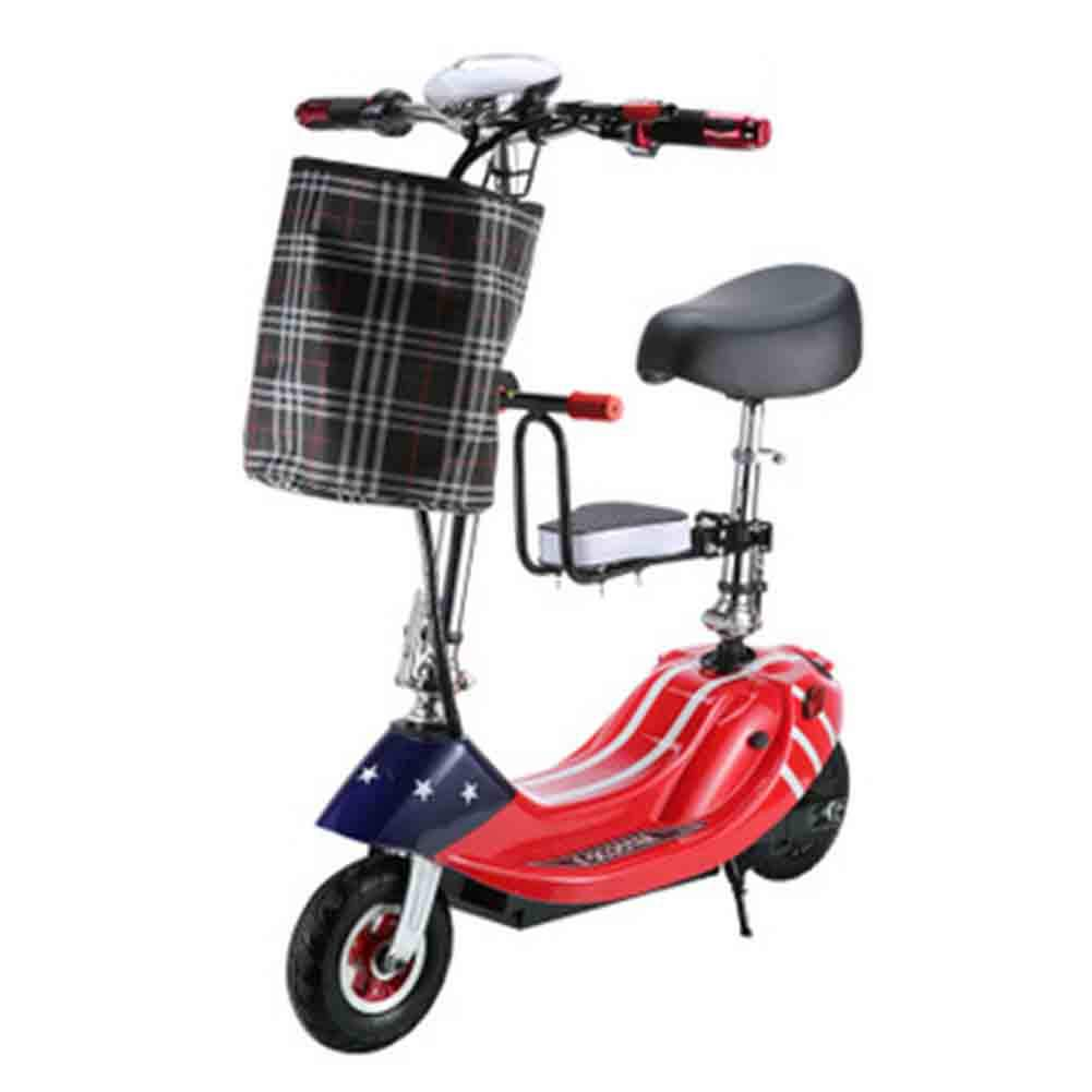 Scooter Eléctrico, 30W Plegable Patinete Electrico Aleación ...
