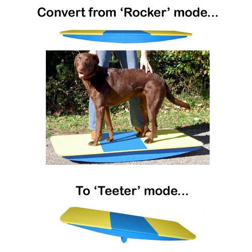 Affordable Agility Rocker Board by Affordable Agility
