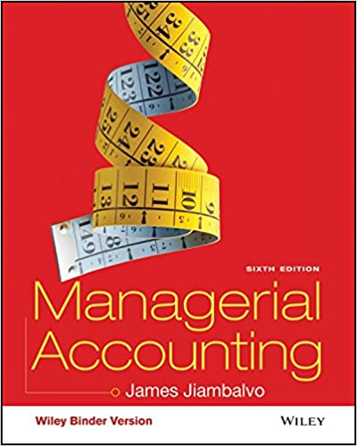 Amazon managerial accounting 6th edition ebook james amazon managerial accounting 6th edition ebook james jiambalvo kindle store fandeluxe Gallery