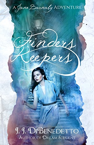 Finders Keepers (The Jane Barnaby Adventures Book 1) by [DiBenedetto, J.J.]