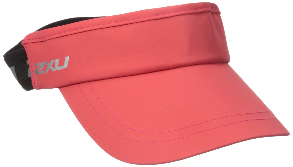 2XU Performance Visor, Capri Blue/Black, One Size 2XU Pty Ltd UQ2399f