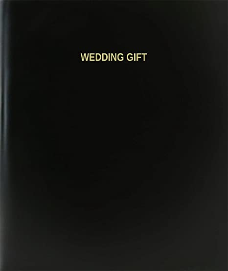 amazon com bookfactory wedding gift log book journal logbook