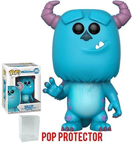 Funko Pop  Disney Pixar  Monsters Inc    Sulley Vinyl Figure  Bundled With Pop Box Protector Case