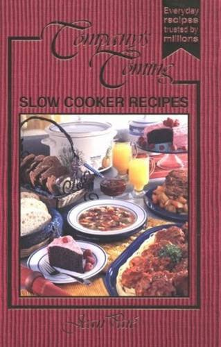 Slow Cooker Recipes (Company's Coming) by Jean Paré
