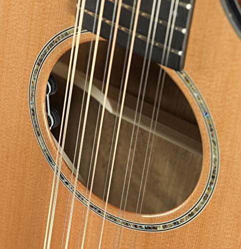 Breedlove Solo Concert 12 Cuerda CE Rojo cedro – Ovangkol: Amazon ...