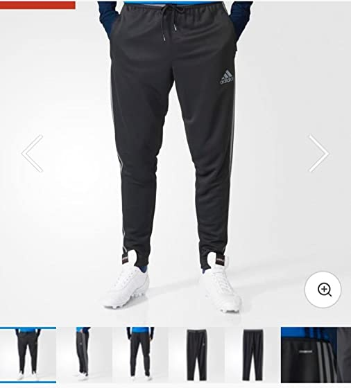 adidas Men's Condivo 16 Training Pants Not real. Poorly made.