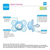 MAM Perfect Pacifiers, Baby Pacifiers 0-6 Months