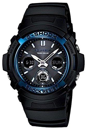 Casio G-Shock Men's Watch AWG-M100A-1AER