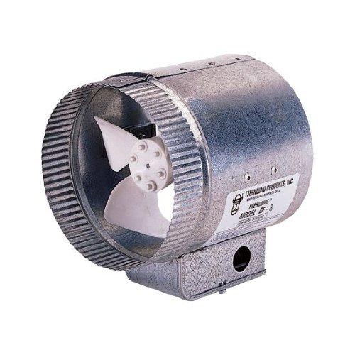 (Tjernlund EF-6 Duct Booster Fan, 6