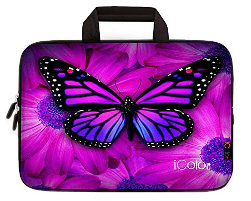 (iColor Purple Butterfly 10